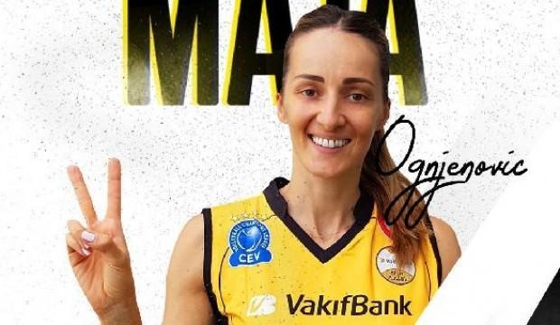Maja Ognjenovic, Vakıfbank'ta