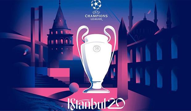İstanbul'daki finalin logosu belli oldu!
