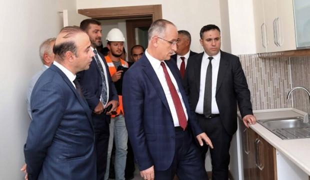 TOKİ Ankara'da bugüne kadar 94 bin 994 konut inşa etti