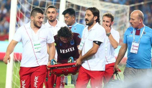 F.Bahçe maçı öncesi Trabzon'a kötü haber!