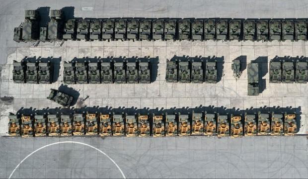 TSK'nın ateş gücüne teknolojik destek