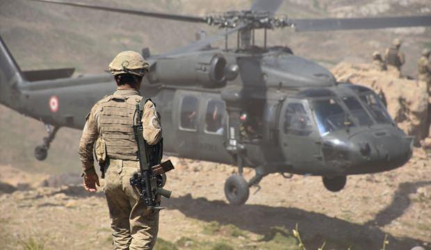 Tunceli'de 3 terörist etkisiz hale getirildi