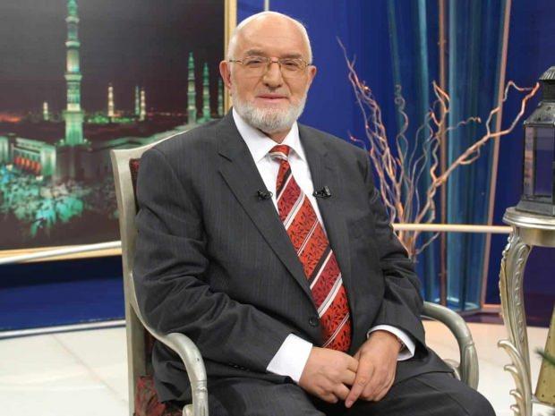 Emekli Diyanet İşleri Başkan Yardımcısı Necmettin Nursaçan.