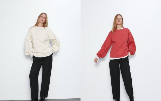 sweatshirt tesettür