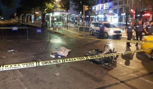 İstanbul'da sabah saatlerinde feci ölüm!