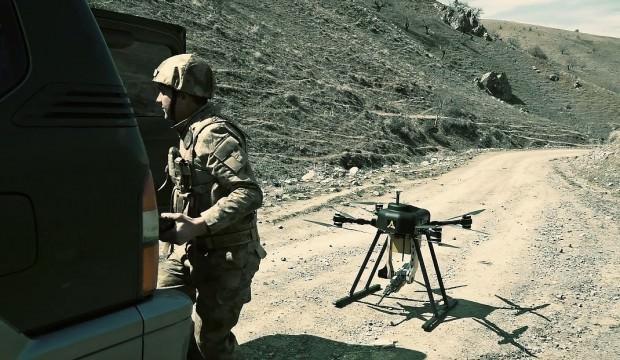 Türkiye'nin yeni silahı ilk kez havalandı