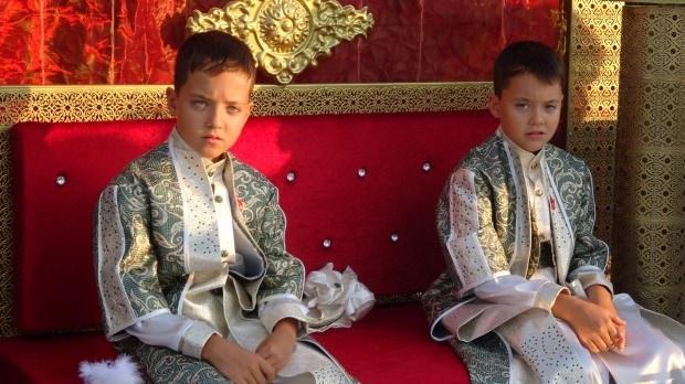 AK Parti Grup Başkanvekili Bülent Turan'ın oğulları