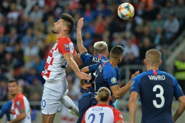Vida oynadı, Hırvatlar Slovakya'ya gol yağdırdı! - Tüm Spor