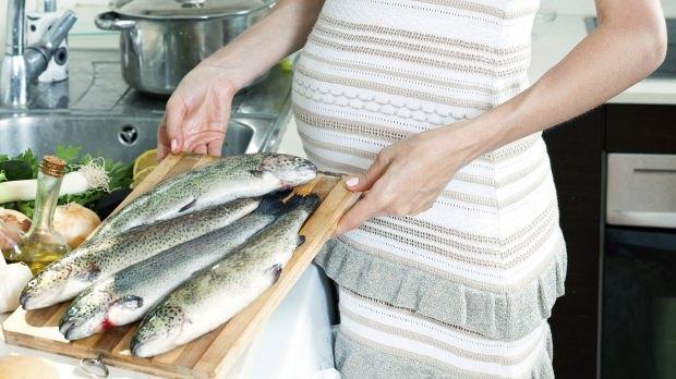 hamilelikte balık yemenin faydaları