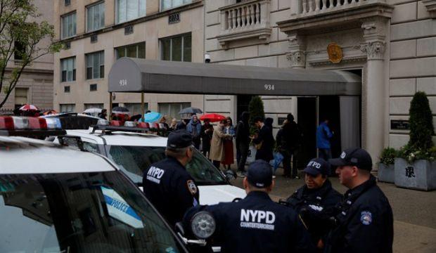 ABD'de İsrail Başkonsolosluğunun bulunduğu caddede bomba alarmı