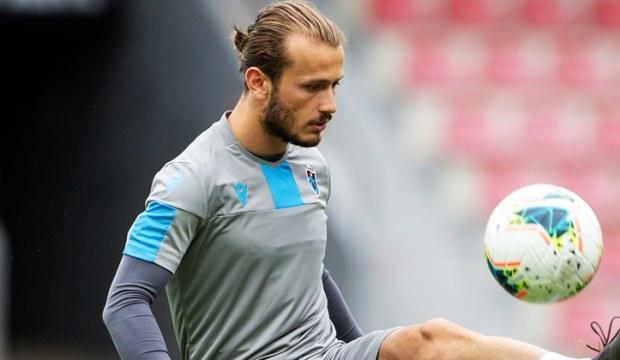 Trabzonspor'da Abdulkadir Parmak sevinci
