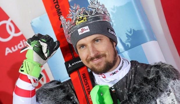 Alp disiplini kayağının kralı pistlere veda etti!