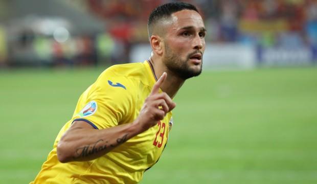 Andone'nin golü Romanya'ya yetmedi!