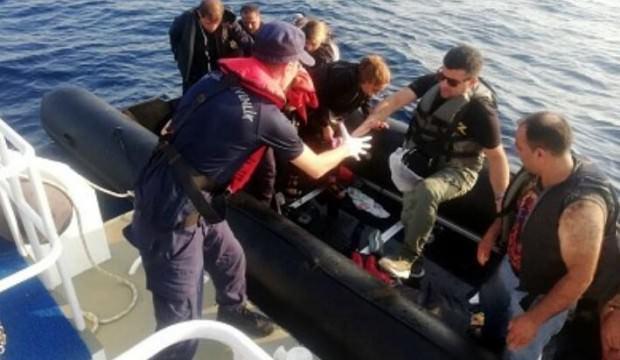 Çanakkale'de 112 göçmen yakalandı