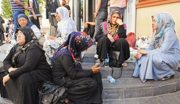 HDP aileleri taciz ve tehdit etmeye başladı
