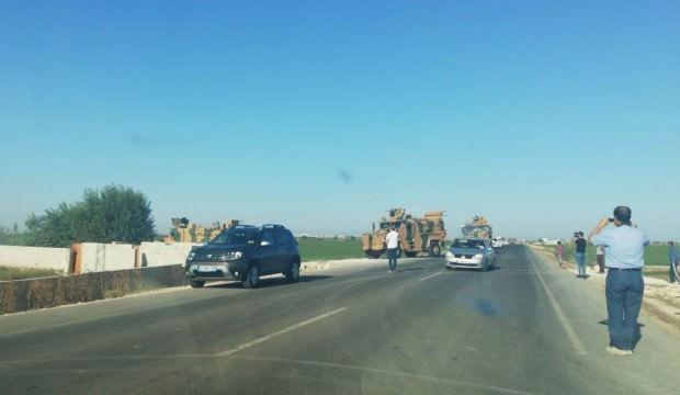 Fırat'ın doğusunda müşterek kara devriyesi