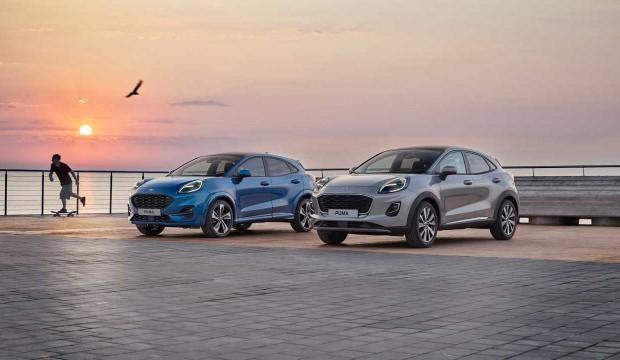 Ford Puma Titanyum X, Frankfurt'ta sahne alacak