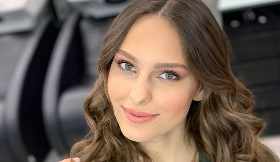 Brezilyalı oyuncu Jessica May tatil için Rize'yi seçti!