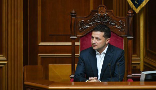 Ukrayna'da milletvekili dokunulmazlıkları kaldırıldı!