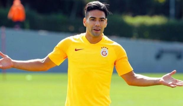 Son dakika! Galatasaray'da Falcao şoku