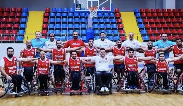 Tekerlekli Sandalye Milli Takımımız'dan büyük başarı!