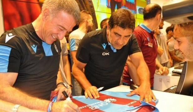 Trabzonspor ürün satışında rekora ulaştı