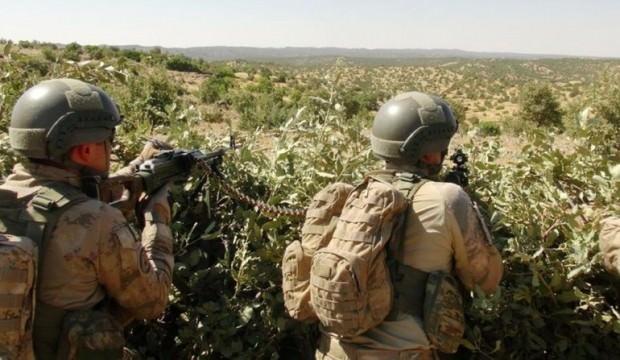TSK ve MİT'ten ortak operasyon! Hepsi öldürüldü...