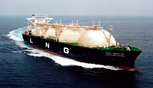 Türkiye'nin doğal gaz ithalatında LNG'nin payı yükseliyor