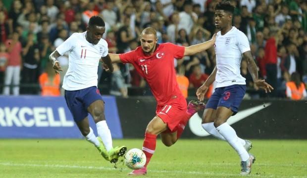 Ümit Milliler, İngiltere'yi 2 dakikada elinden kaçırdı!