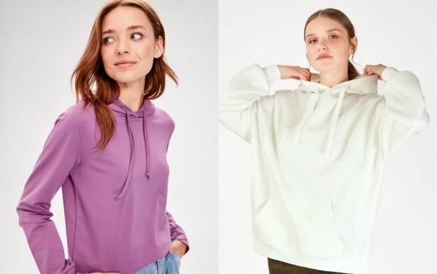 sweatshirt trendyol