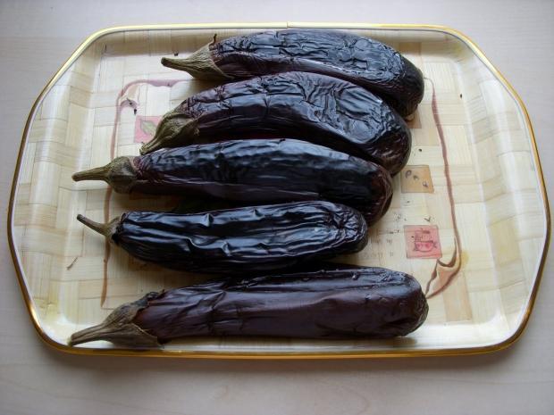 közlenmiş patlıcan