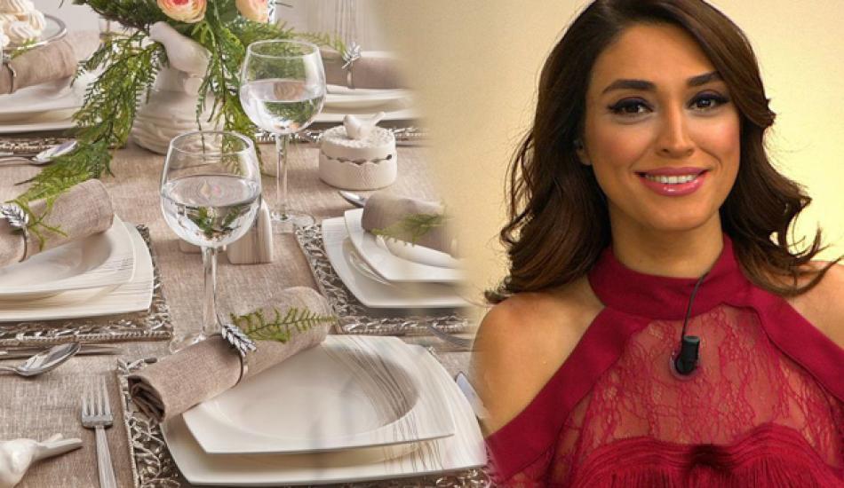 Zuhal Topal farkıyla 2019-2020 yemek takımı modelleri