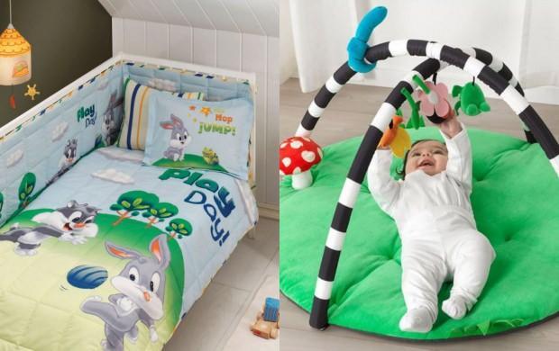 bebek mobilyaları dekorasyon önerileri