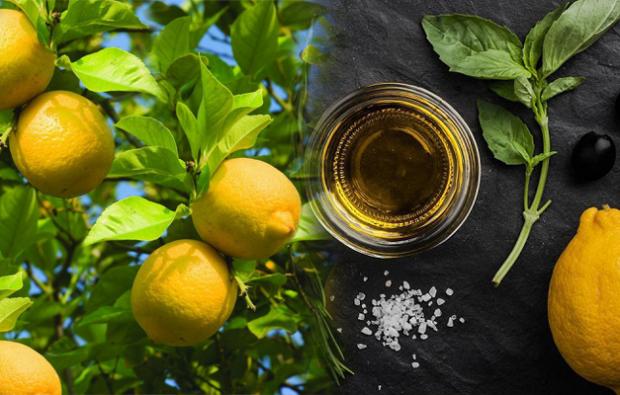 zeytinyağı ve limon suyu ile zayıflama