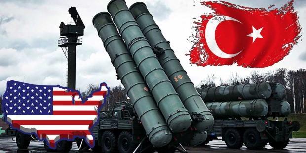Rusya'dan alınan S-400'ler, Türkiye ile ABD arasından krize sebep oluyor...