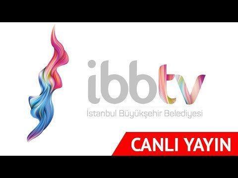 İBB TV'nin yeni logosu
