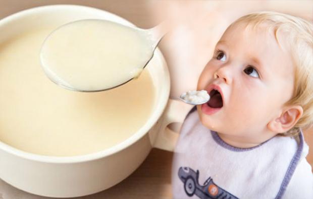 bebekler için pirinç unu maması tarifi