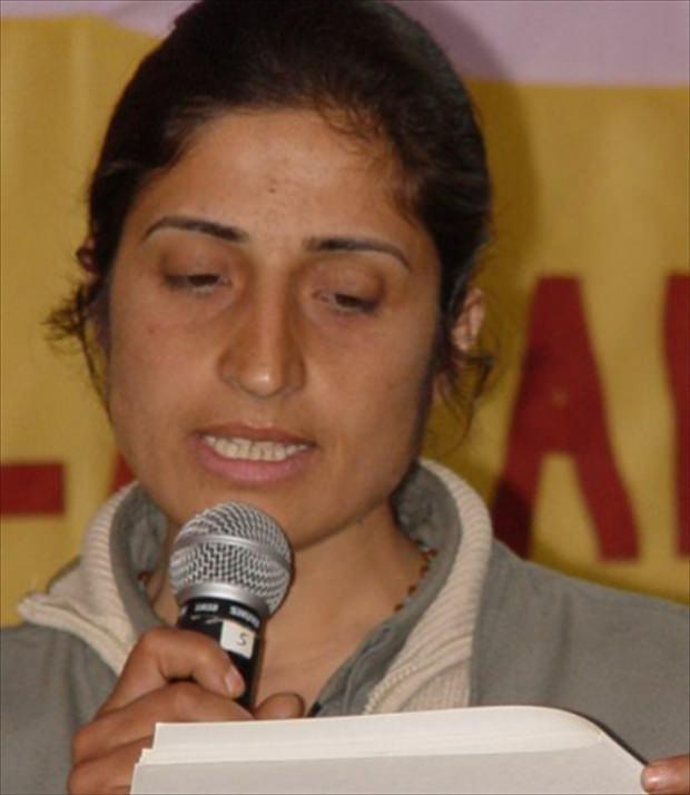 KANDİL'DEKİ OPERASYONDA ÖLDÜRÜLEN, KIRMIZI LİSTEDE YER ALAN GÜLÜZAR TURAL İSİMLİ PKK'LI TERÖRİSTİN FOTOĞRAFI