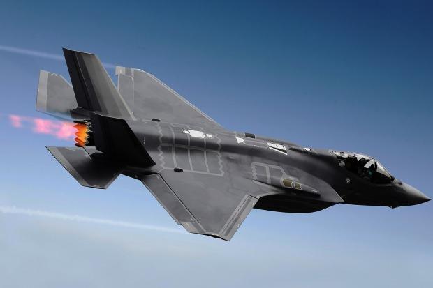 Türkiye F-35 programından çıkartılmıştı...