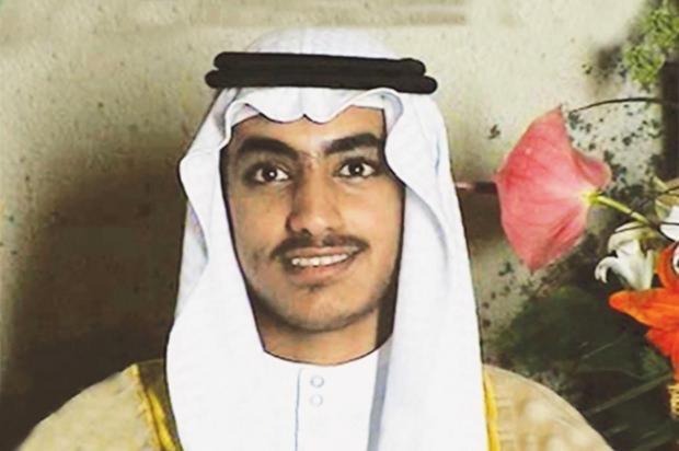 Hamza Bin Ladin...