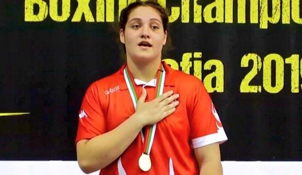 Büşra Işıldar Avrupa şampiyonu!
