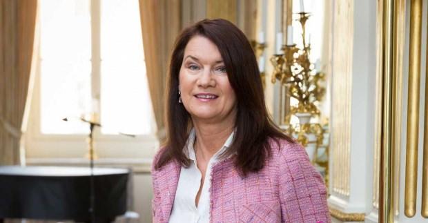 İsveç Dışişleri Bakanı Ann Linde