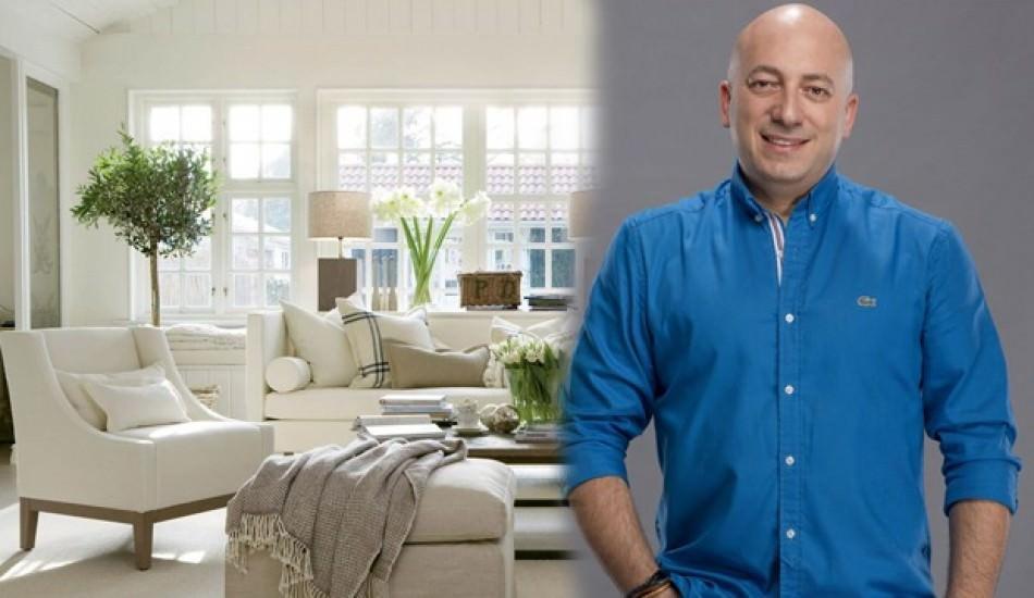 Sonbaharda en ideal ev dekorasyonu nasıl olmalı? Mimar Selim Yuhay'ın ev dekorasyonu