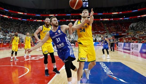 FIBA Dünya Kupası'nda son finalist Avustralya