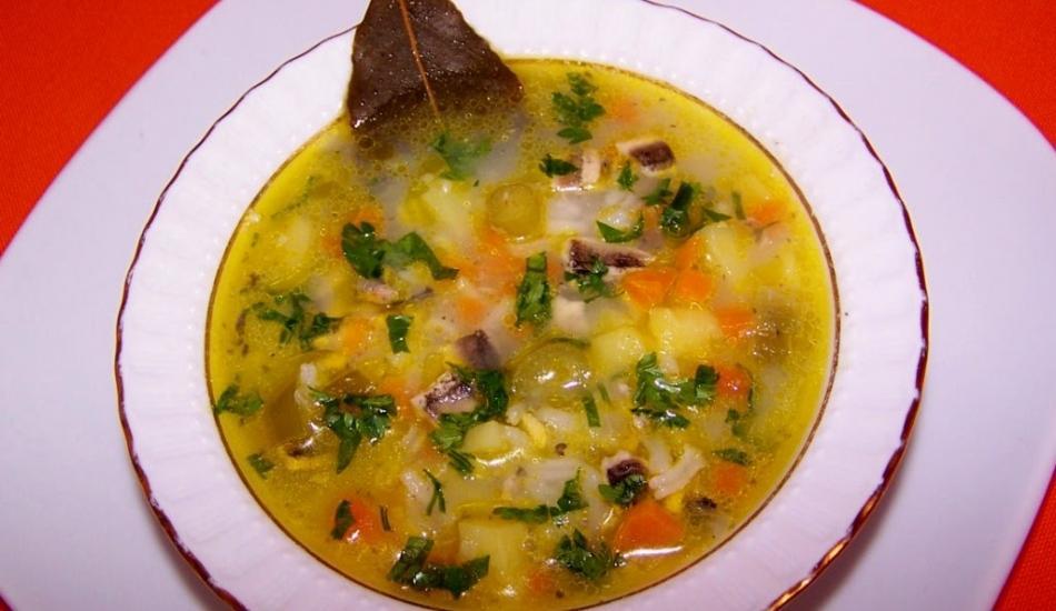 Nefis hamsi çorbası nasıl yapılır?