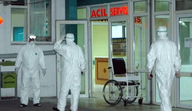 Hastane karantina altına alındı...