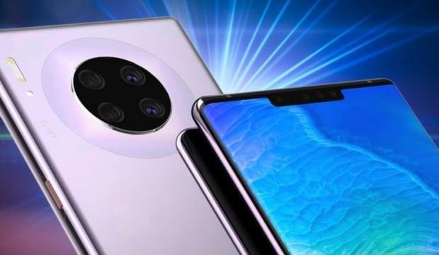 Huawei Mate 30 ağır kamuflajla görüntülendi!