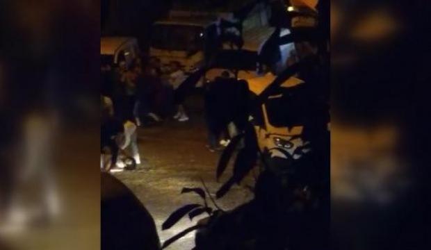 Kağıthane'de komşu kavgasında silahlar konuştu: 3 yaralı
