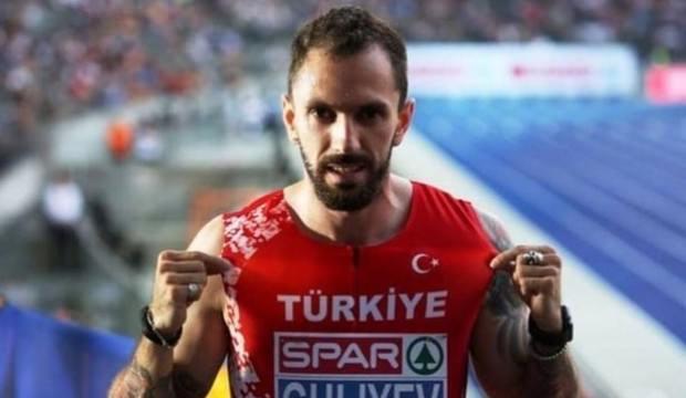 Ramil Guliyev'den bir şampiyonluk daha!