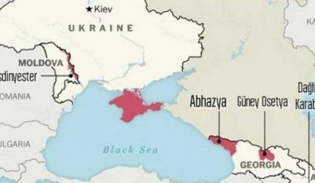 Moldova Rusya'ya resti çekti! Tarafsızlığa aykırı